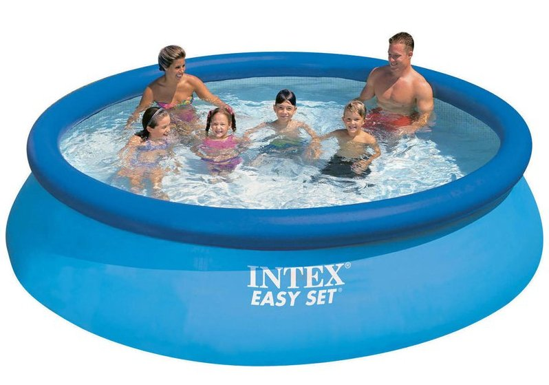 piscina intex easy azul 4