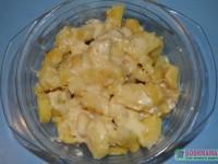 Ароматная картошка в микроволновке